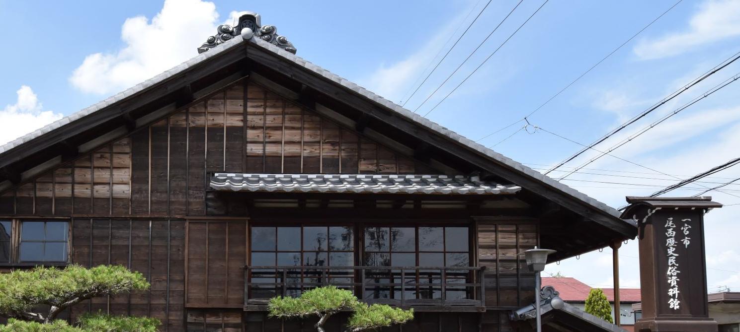 国登録有形文化財 旧林家住宅 耐震補強整備 が竣工しました