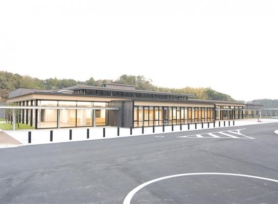 掛川22世紀の丘公園コミュニティ施設「たまり~な」