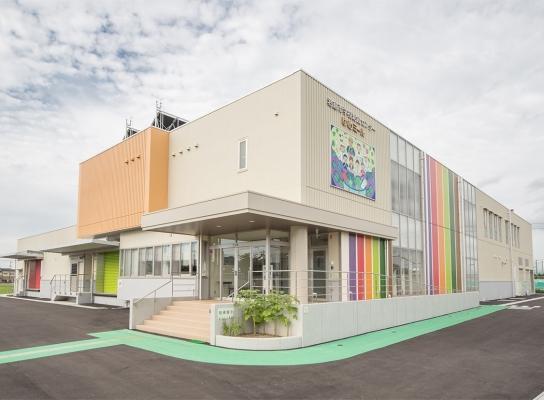 岩倉市学校給食センター「ゆめミール」