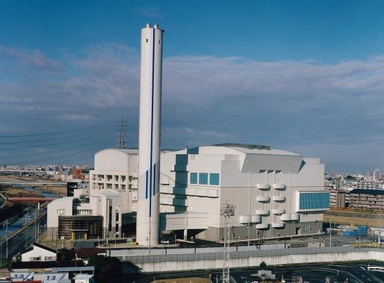 名古屋市猪子石工場